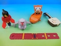 KUBO And THE TWO STRINGS SET OF 5 BURGER KING 2016 KIDS MEAL MOVIE TOYS VIDEO REVIEW mp3