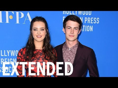 Dylan Minnette Talks '13 Reasons Why' Season Two | EXTENDED