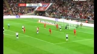 Англия Молдова Обзор матча Великий футбол