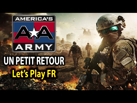 America's Army : Proving Grounds - Rapide Impression sur le jeu !!! - Let