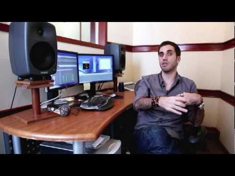 Chuck Pereda Presenta: Formatos De Audio