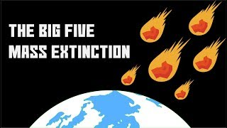 Earth S Big Five Mass Extinction Events