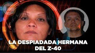 Hermana del Z-40  lideresa del Cártel del Noreste #Tamaulipas
