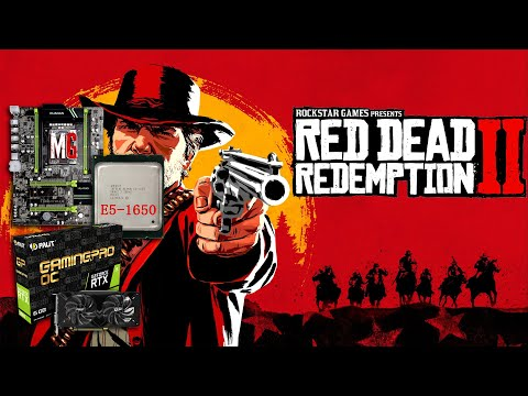 Red Dead Redemption 2 ➤ Intel Xeon E5-1650 + Nvidia Palit RTX2060 - Ultra 1080p DX12