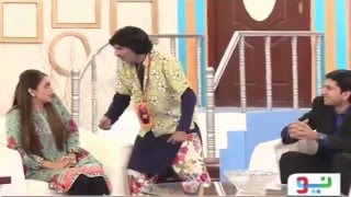 Sawa Teen 9 January 2016 - Punjabi Comedy Show with Iftikhar Thakur