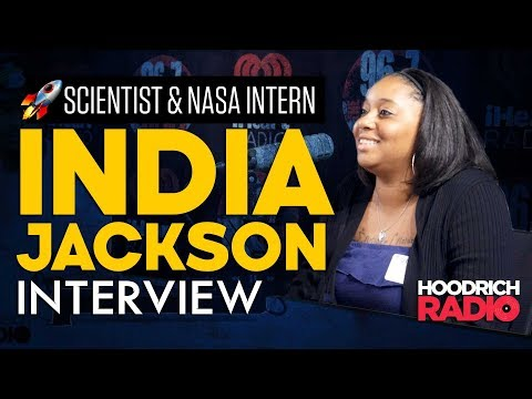 Beat Interviews - India Jackson on Her Love for Math & Science, NASA, GoFundMe Success & More