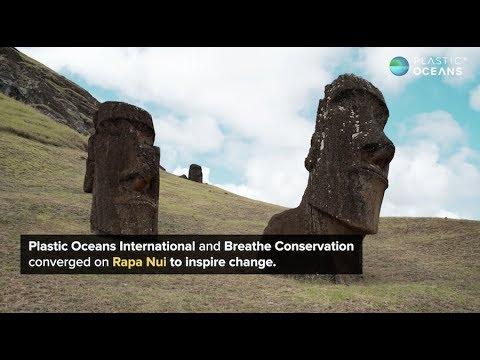 #SwimAgainstPlastic: Easter Island/Rapa Nui Highlight Reel