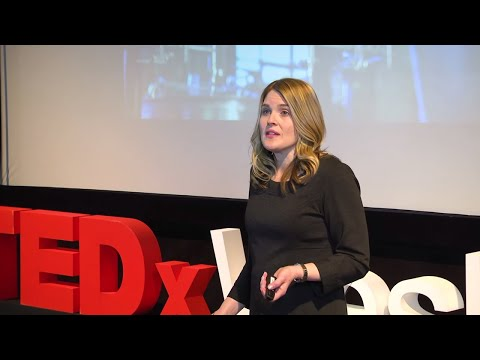 The Psychology of Career Decisions | Sharon Belden Castonguay | TEDxWesleyanU
