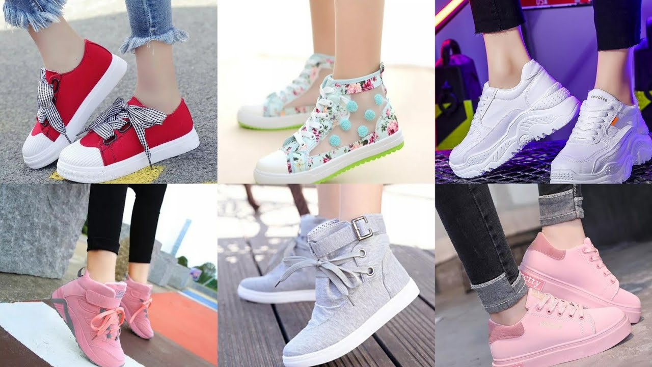 Latest girls shoes collection 2020