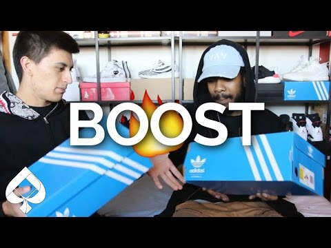 THE FUTURE OF BOOST! Adidas making moves! Retro Boost Sneakers! (Stan Smith Boost + Superstar Boost)