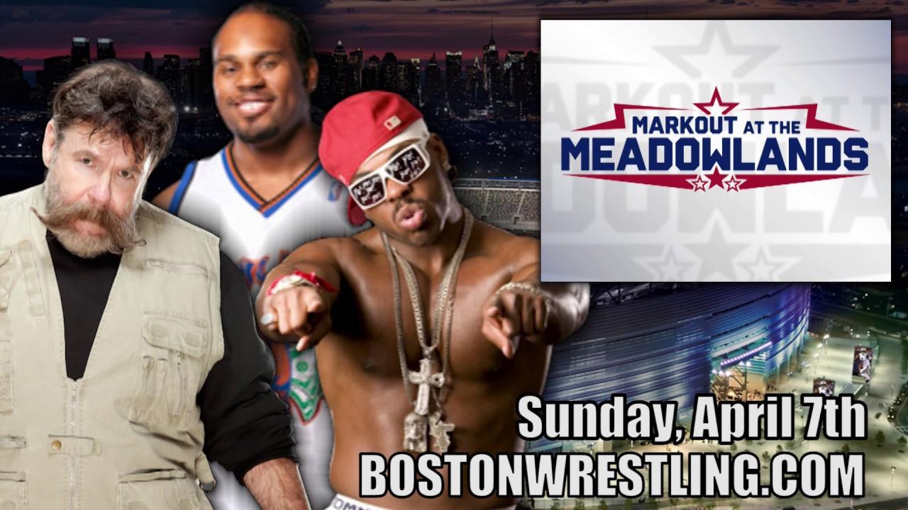 markout wrestling