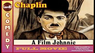 Charlie Chaplin, A Film Johhnie 1914 Excellent Quality