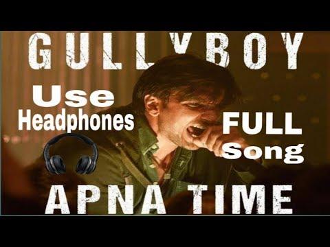 Apna Time Aayega Full Video & Song | Gully Boy | Ranveer Singh & Alia Bhatt | Divine | Techno Sayan
