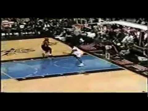 Allen Iverson Highlight vs Miami Heat 00/01 NBA *76ers 9-0 Starts