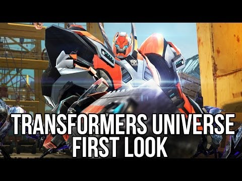 Transformers Universe (Free MOBA Game): Watcha Playin'? Gameplay First Look