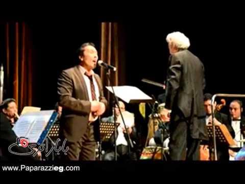 علي الحجار يغني في حفل تأبين الراجل عبد الرحمن الأبنودي