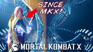 Mortal Kombat 11 - Kronika was in Mortal Kombat X!