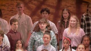 Stuck Like Glue- Nettles, Bush, Griffin, Carter, arr. Brymer
