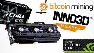 Inno3D GeForce GTX 1080Ti iChill X3, X4 в майнинге