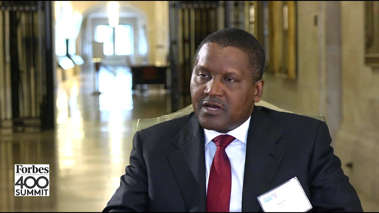 10 Money Tips You Should Learn From Aliko Dangote