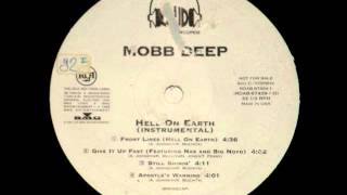 Mobb Deep - Front Lines (Hell On Earth) (Instrumental)