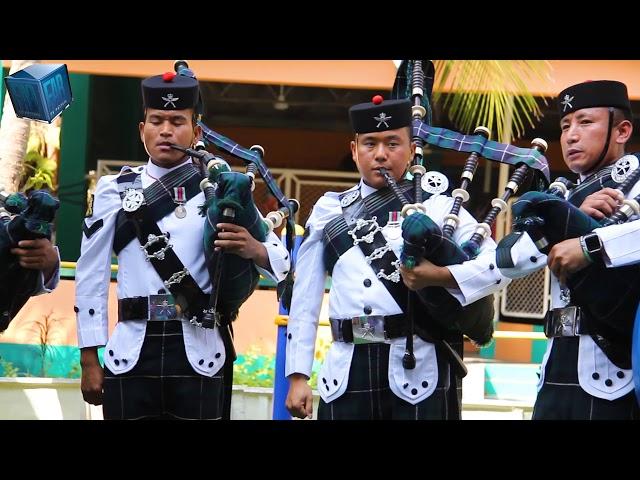 Royal British Legion @Pattaya Redemptorist School for the Blind