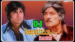 Rajkumar Dialogue   Dj Hard Competition Mix   Amitabh Dialogue   Tik Tok Music   Tik Tok Dialogue