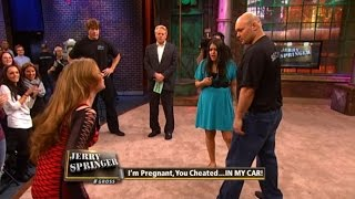 You Cheated On Me With A Stripper??? (The Jerry Springer Show)