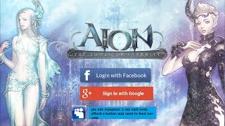 If Aion was a mobile game