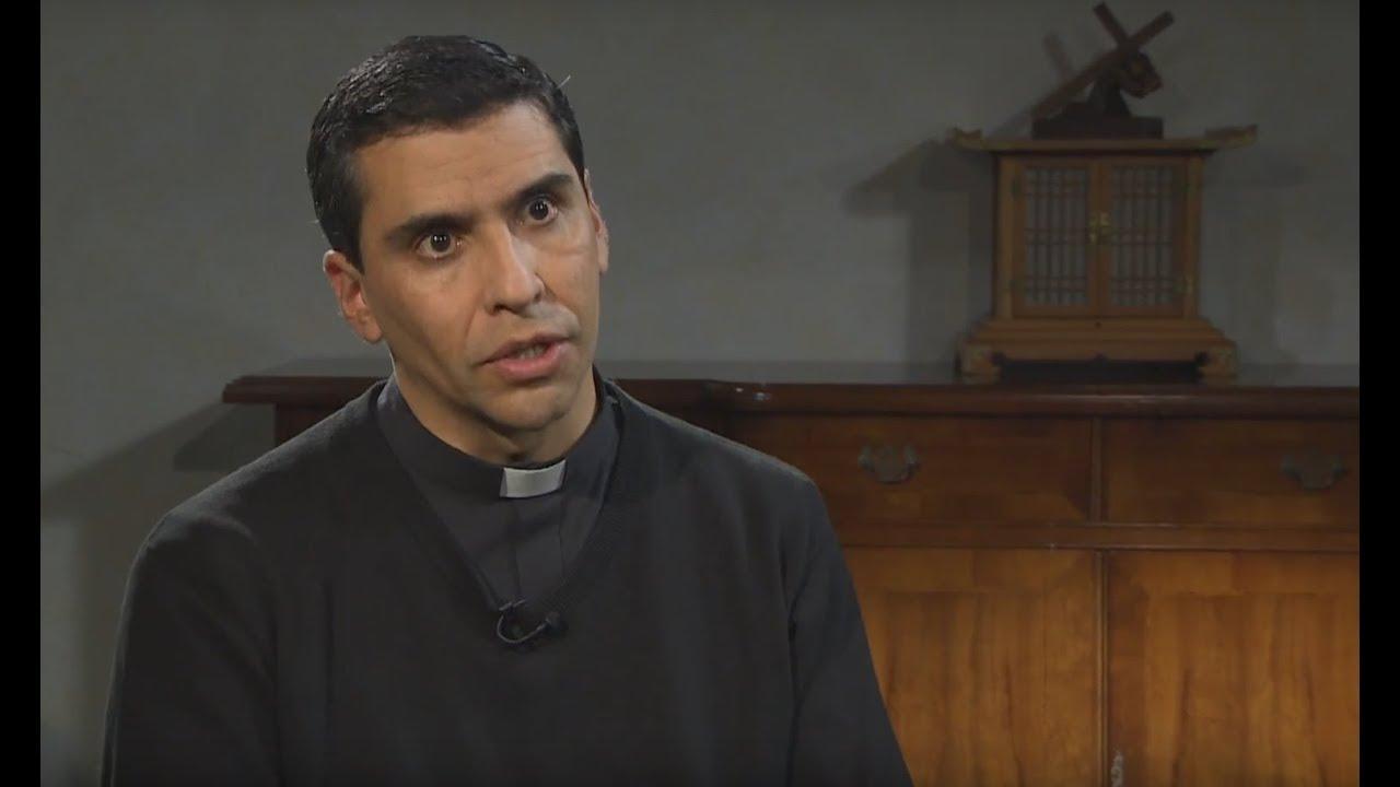 Padre Rodrigo Miranda, IVE Misionero en Siria