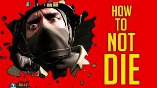 How To NOT DIE In CS:GO