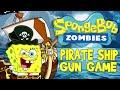 SPONGEBOB ZOMBIES: PIRATE SHIP GUN GAME ★ Call of Duty Zombies Mod