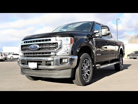 2021 Ford F-350 Lariat Ultimate: What's New For The F-350???