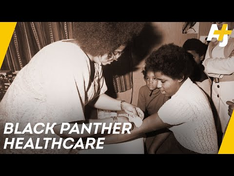 How The Black Panthers Revolutionized Healthcare In The U.S.