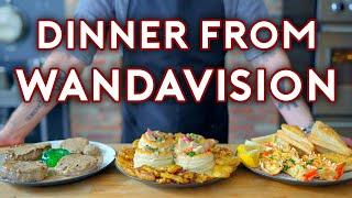 Binging with Babish: Dinner from WandaVision