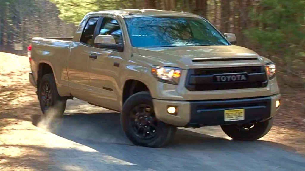 toyota tundra trd pro 2016 review testdrivenow youtube. Black Bedroom Furniture Sets. Home Design Ideas