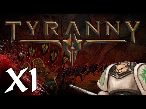 Tyranny PC cRPG - Bleden Mark - Part 11 Let's Play Tyranny
