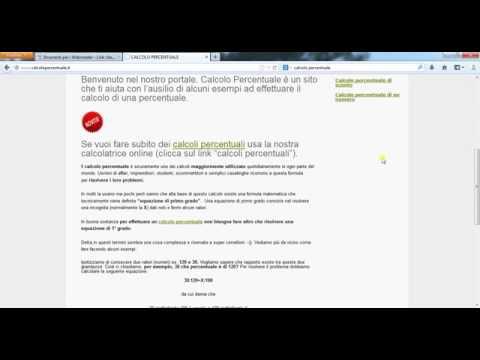 Composizione Percentuale di un Composto in Chimica from YouTube · Duration:  11 minutes 26 seconds