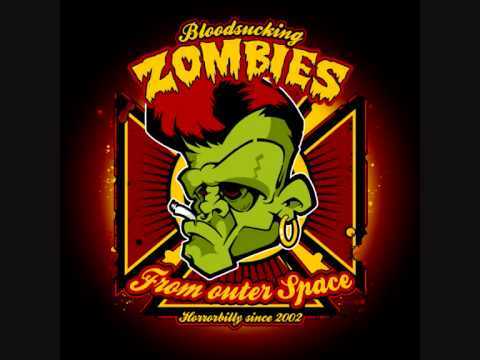 Bloodsucking Zombies From Outer Space - Poison (Alice Cooper cover)