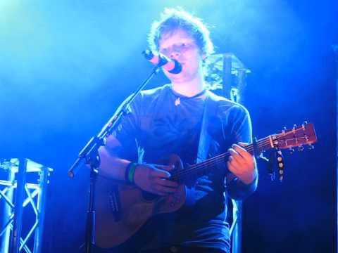 Ed Sheeran HD - The A Team - live, Munich 12