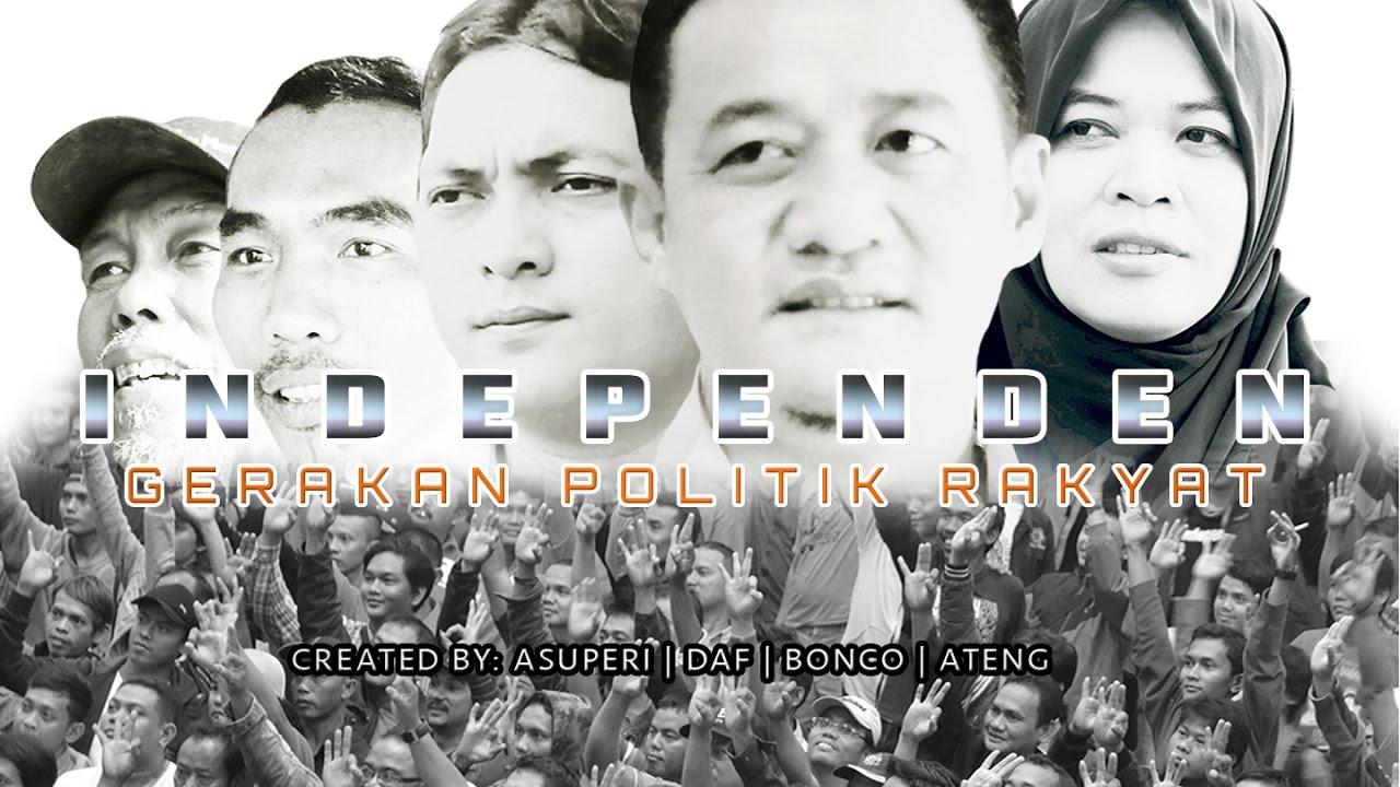 Nobar film Independen Gerakan Politik Rakyat