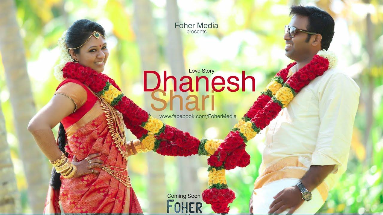 kerala hindu wedding highlight  dhanesh  shari  youtube