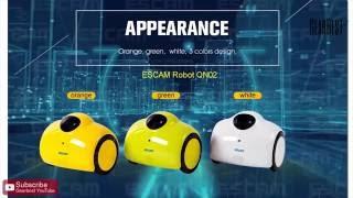 ESCAM Robot QN02 Smart WiFi IP Camera - Gearbest.com