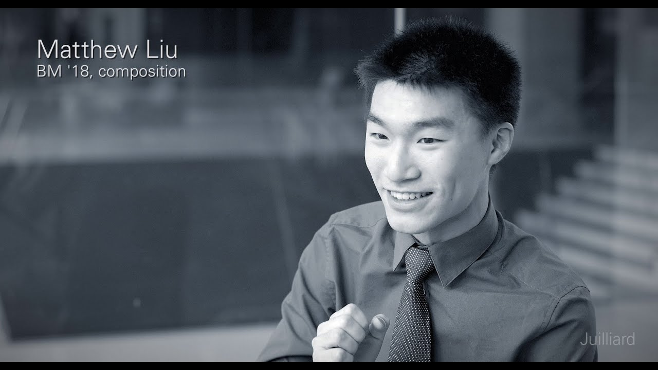Juilliard Snapshot: Matthew Liu's Favorite Spot on Campus