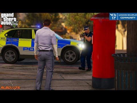 GTA5 LRPC - Letterboxes, Hammers & Complaints (Civilian) - British Met Police Online - London RPC #2
