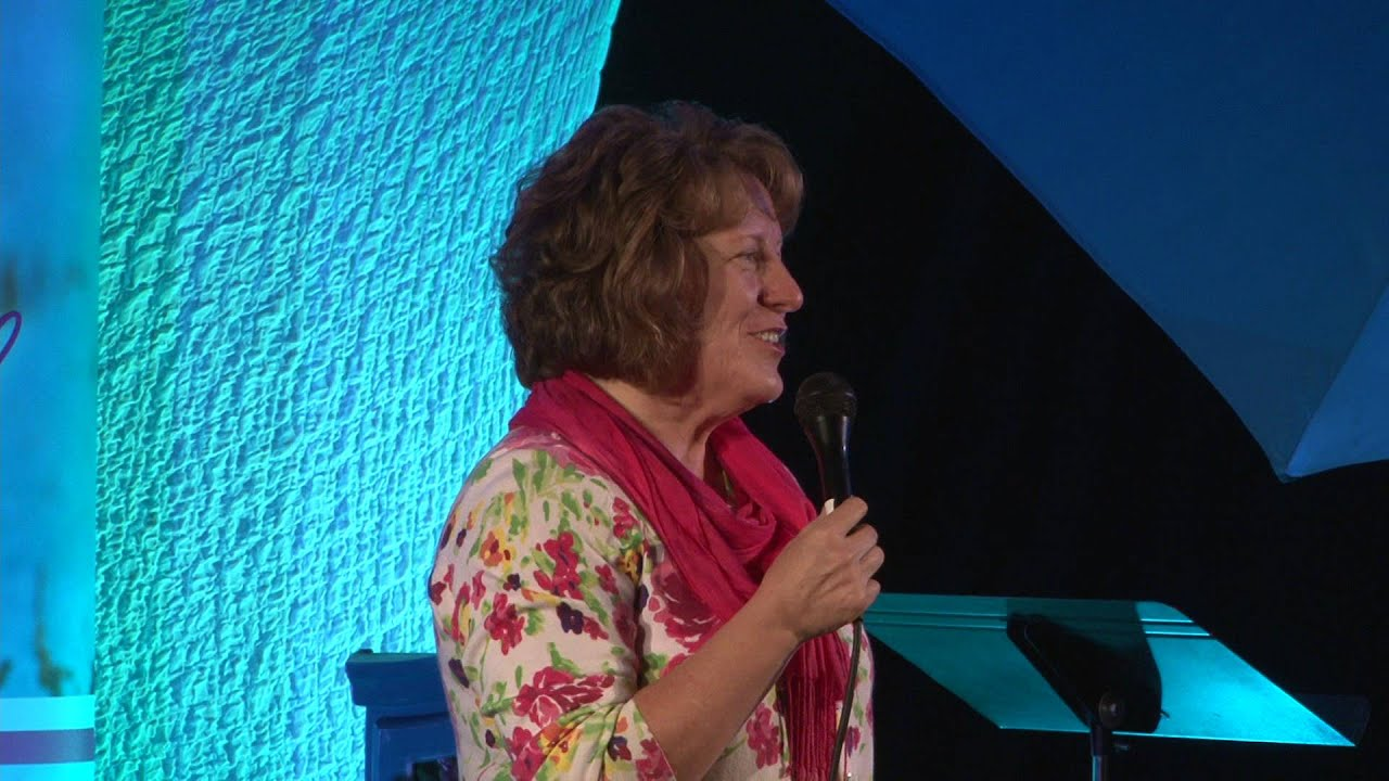 2014 Friday Night - Welcome and ice breakers with Cheri - Oregon Christian  Women's Retreat