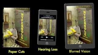 Hyperbole book trailer: Injury