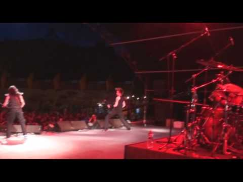 SuidAkrA live in India - Bangalore Open Air 16.06.2012