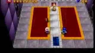 Bomberman64 RP4 Final Battle! (Full Power, Hard) Rainbow Palace 4th...