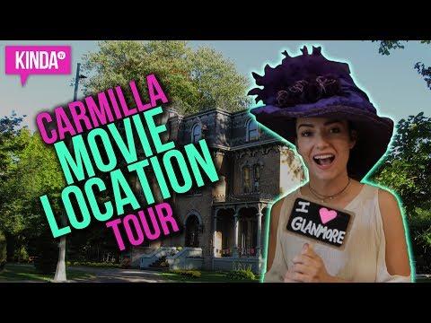 LOOK AT THIS CARMILLA MOVIE LOCATION! | Glanmore National Historic Site Tour ft. Natasha Negovanlis